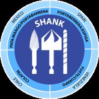 Shank-fuste-cuerpo-culatin-portaberreno-espiga-pata-mango