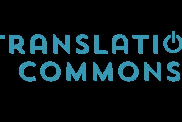 Ludmila Golovine Advisory Board Translation Commons Logo