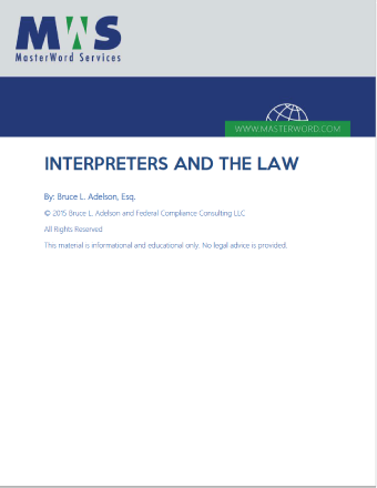 Interpreter-and-the-Law White Paper