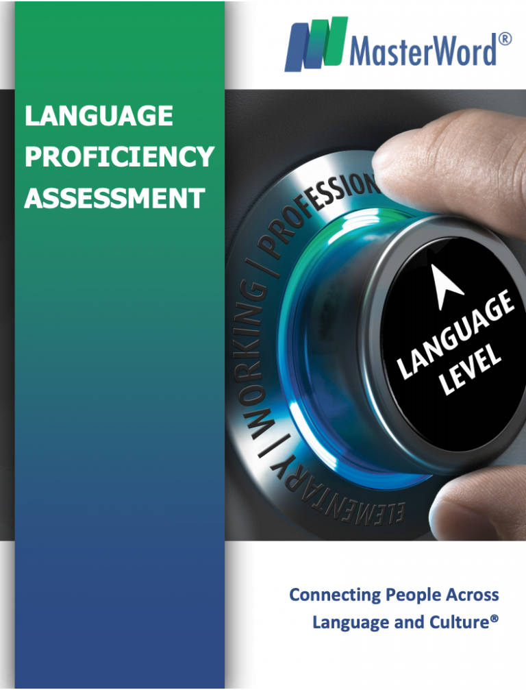Language Proficiency Assessment Overview