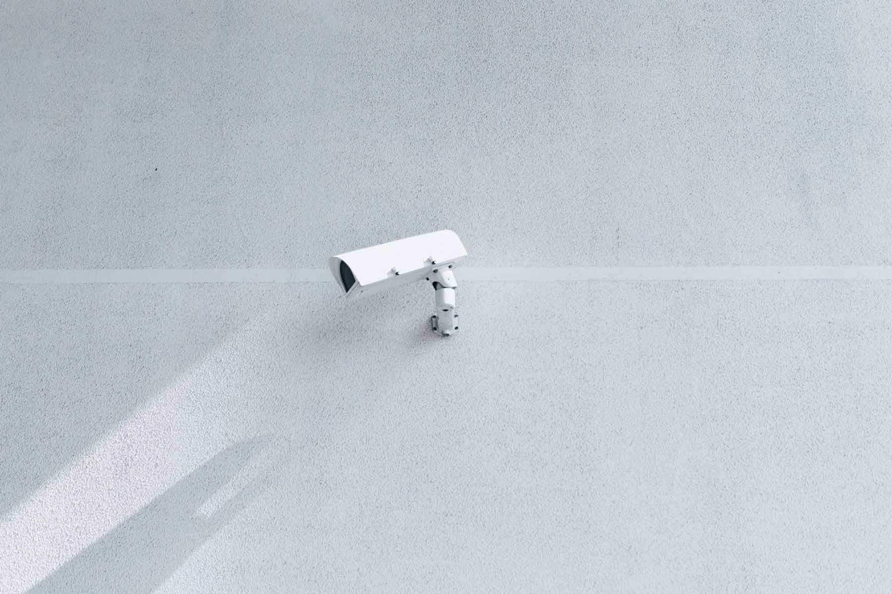 security-camera-white-wall-shadows